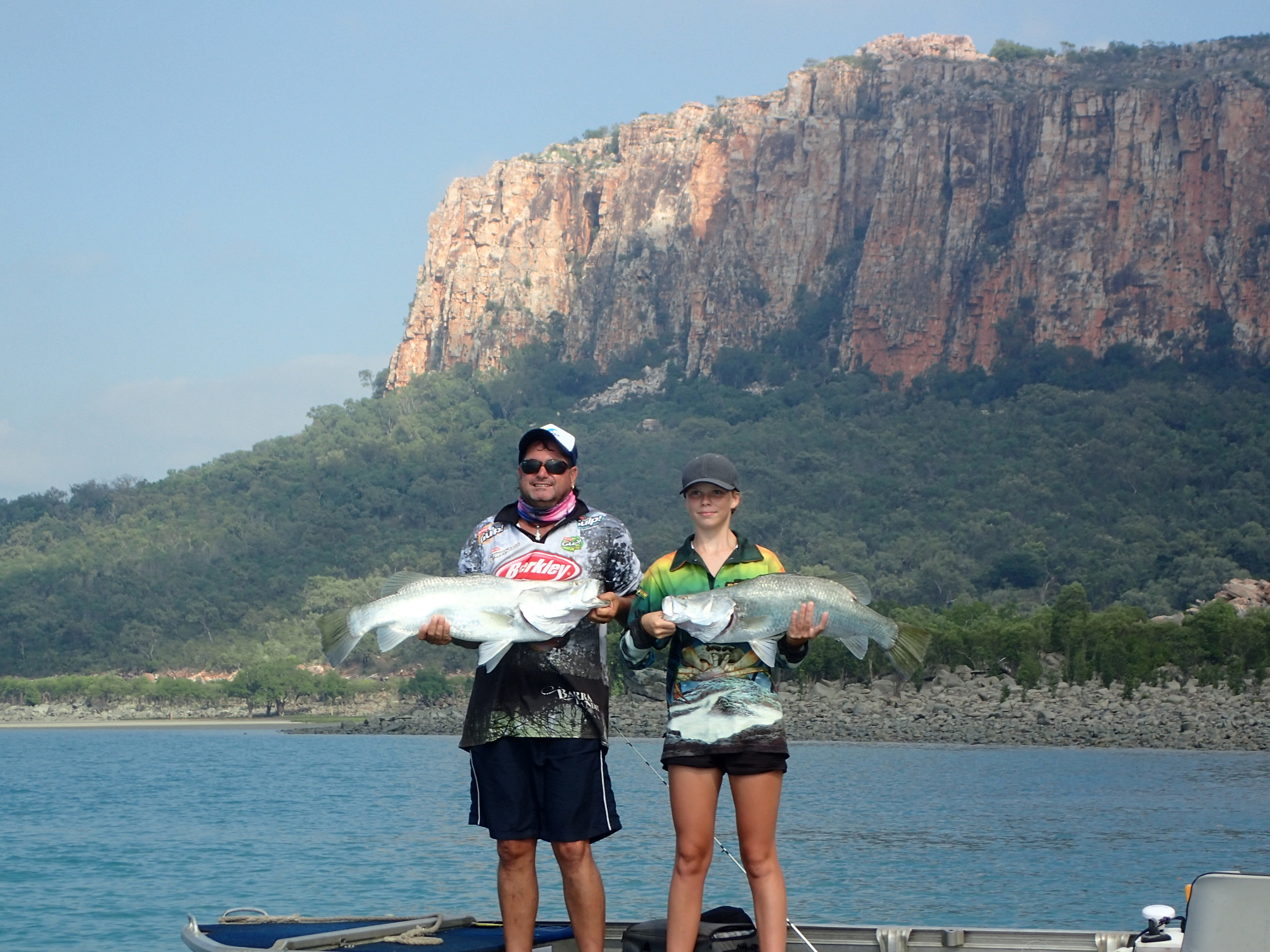 Fishing In The Kimberley West Kimberley Directory